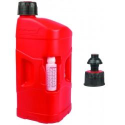 Bensiini kanister Polisport ProOctane 20L + 250ml mixer