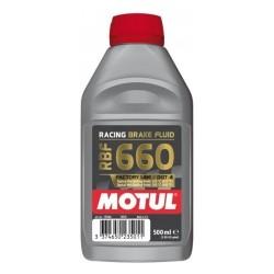 Motul RBF 660 Factory Line 328°C DOT4 Pidurivedelik 500ml