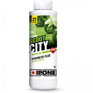 Ipone Scoot City 2T õli maasikalõhnaga 1L