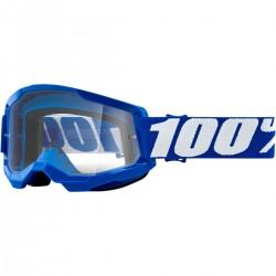 100% Strata 2 Blue Clear krossiprillid