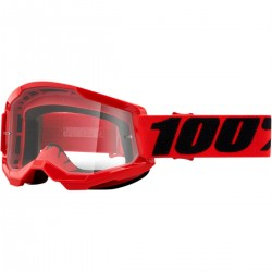 100% Strata 2 Red Clear krossiprillid