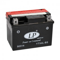 Aku Landport YTX4L-BS 12V/3Ah