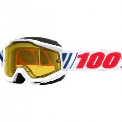 100% Accuri Snow AF066 lumesaani prillid