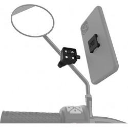 Telefonihoidja peeglijala külge Oxford CLIQR