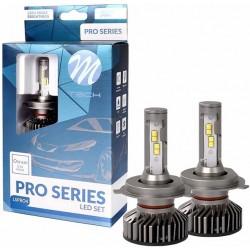 LED pirnide komplekt H4 5700K 2TK