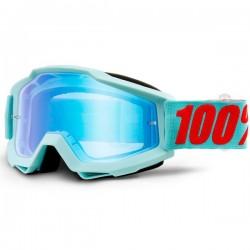 100% Accuri Maldives Mirror Blue krossiprillid