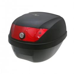 Pagasikohver 28L / Punane helkur