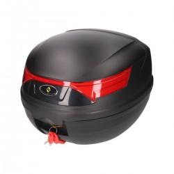 Pagasikohver 32L / Punane helkur