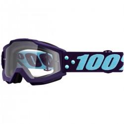100% Maneuver Clear krossiprillid, Purple