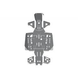 Alumiiniumist põhjakaitse PIKK CF450/520