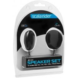 Cardo Thin 40mm Speaker Set