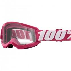 100% Strata 2 Fletcher Pink Clear krossiprillid