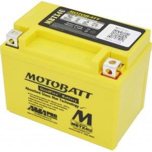 Aku Motobatt MBTX4U (YTX4L-BS) 12V/4Ah