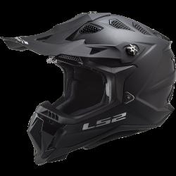 Krossikiiver LS2 MX700 Subverter EVO Noir