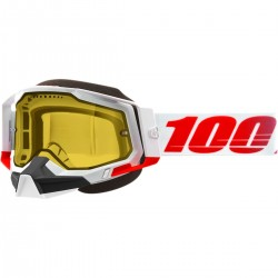 100% Racecraft 2 Snow St-Kith lumesaani prillid