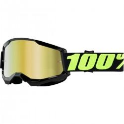 100% Strata 2 Upsol Gold Mirror krossiprillid