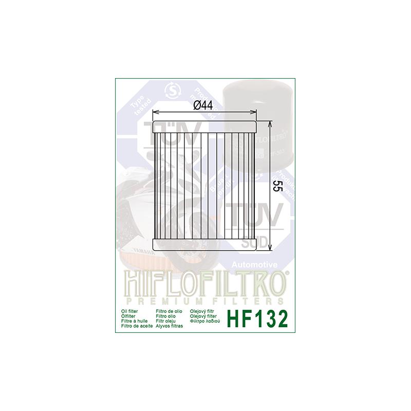 Õlifilter HF132