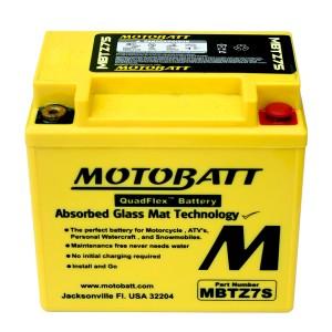 Motobatt battery, MBTZ7S