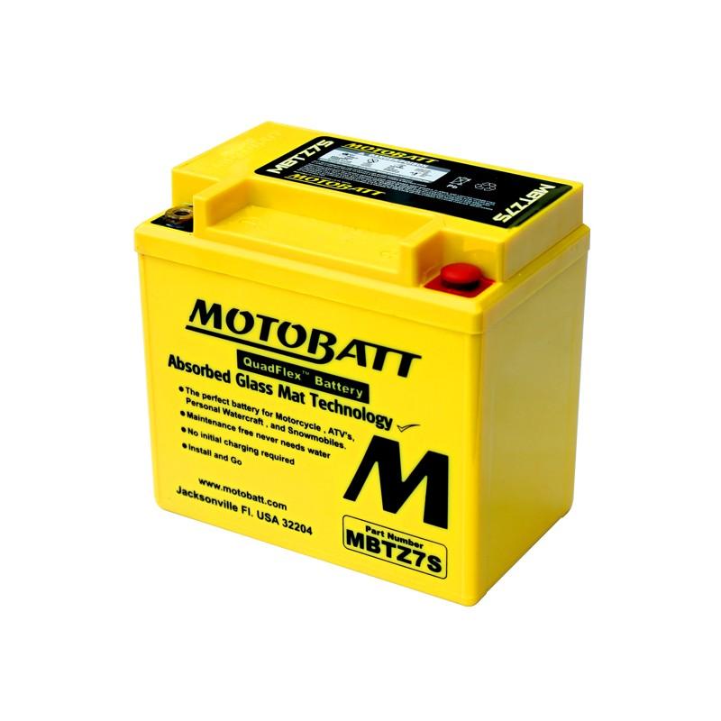 Aku MotoBatt MBTZ7S