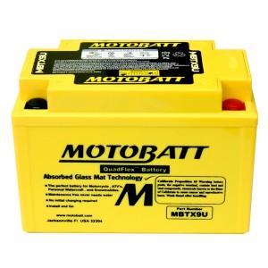 Motobatt battery, MBTX9U