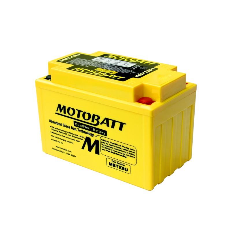 Aku MotoBatt MBTX9U