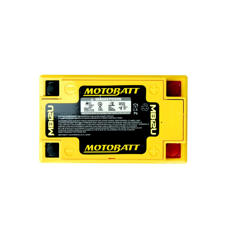 Aku MotoBatt MB12U