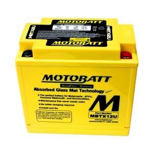Motobatt battery, MBTX12U