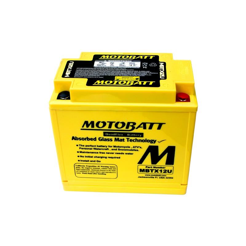 Aku MotoBatt MBTX12U