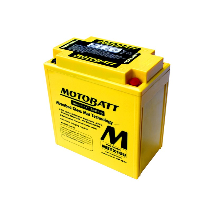 Aku MotoBatt MBTX16U