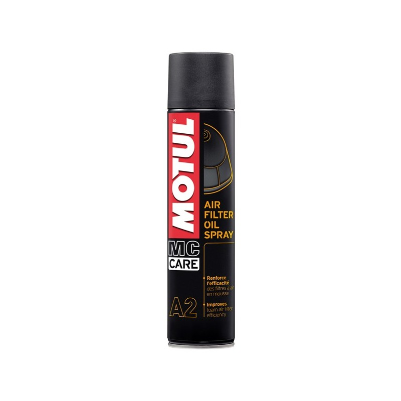 Motul MC CARE ™ A2 Air Filter Oil Spray 400ml
