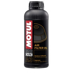 Motul MC CARE ™ A3 õhufiltri õli 1L