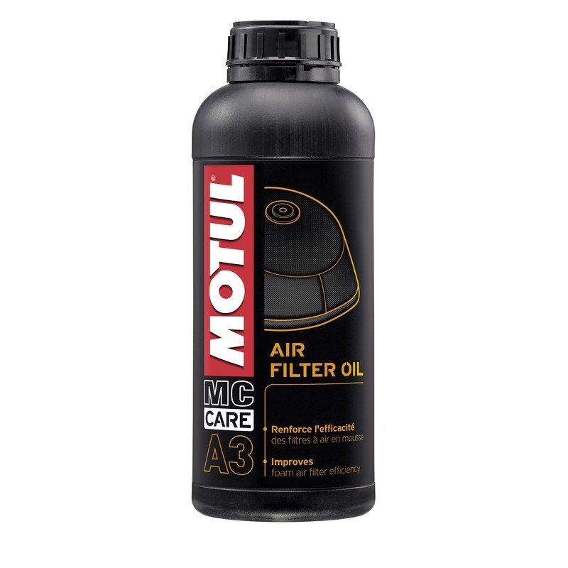 Motul MC CARE ™ A3 Air Filter Oil 1L