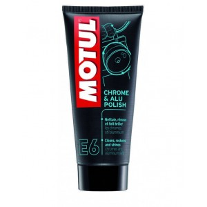 Motul MC CARE ™ E6 kroomi & alu poleer 100ml