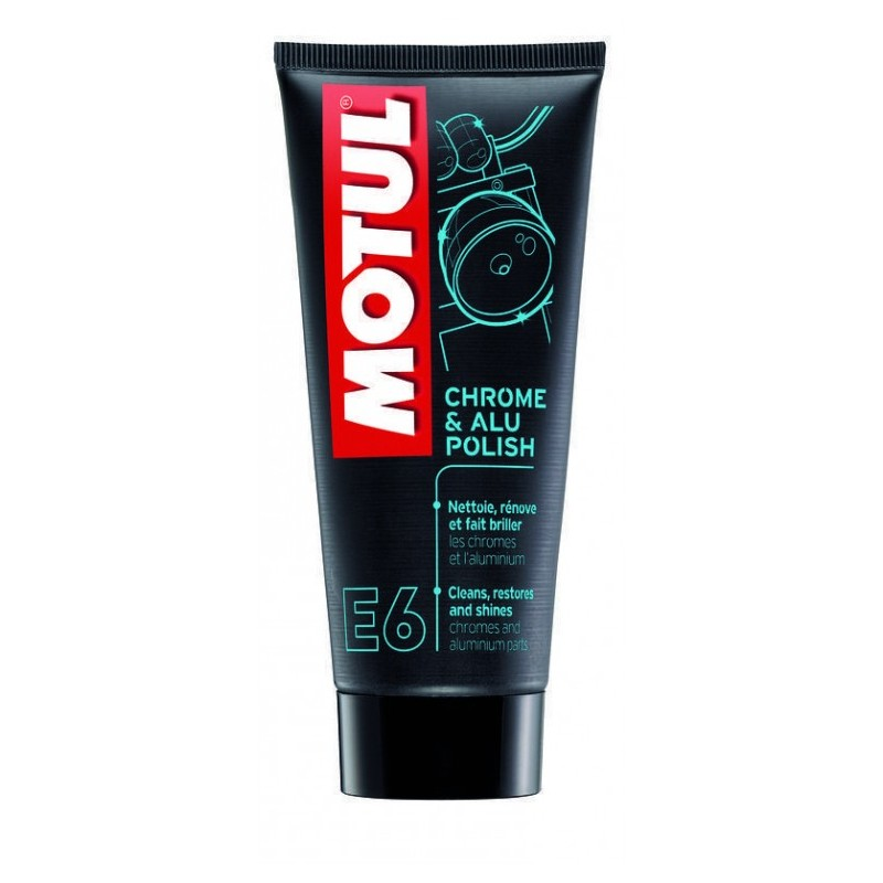 Motul MC CARE ™ E6 Chrome & Alu Polish 100ml
