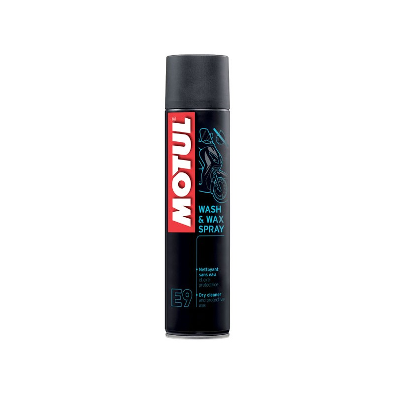 Motul MC CARE ™ E9 pesu ja vaha sprei 400ml