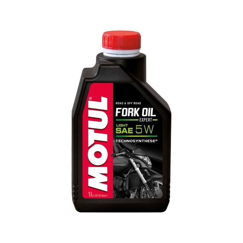 Motul amordiõli Fork Oil Expert Light 5W 1L