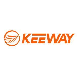 Jalgealune plastik, vasak, must, Keeway X-Blade 50