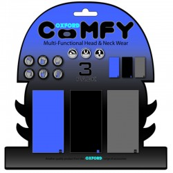 Oxford Comfy BBG kaelused 3tk