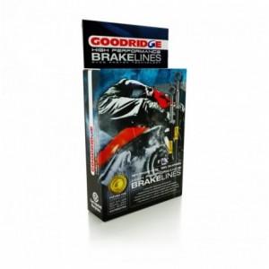 Goodridge brakehosekit YA YZF-R6 98-02 front