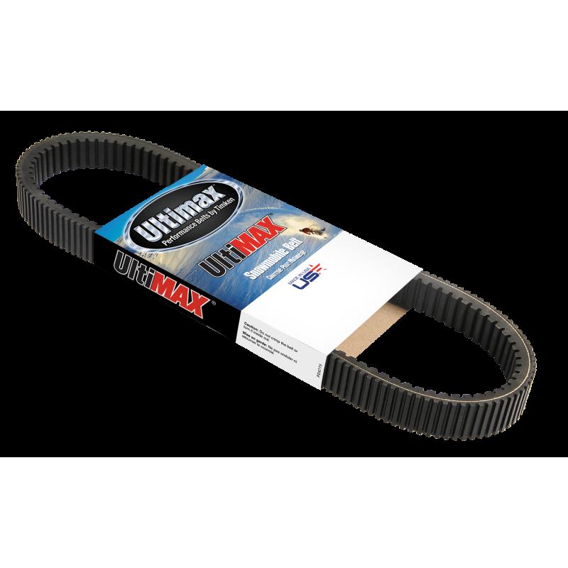 MAX 3 drivebelt