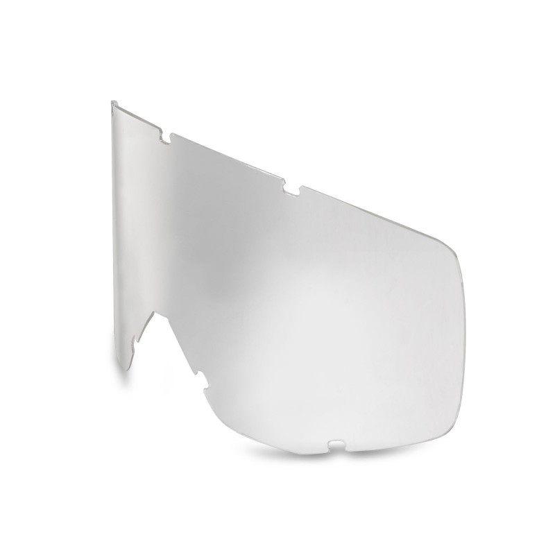 Scott lens 80-, double, clear, lexan