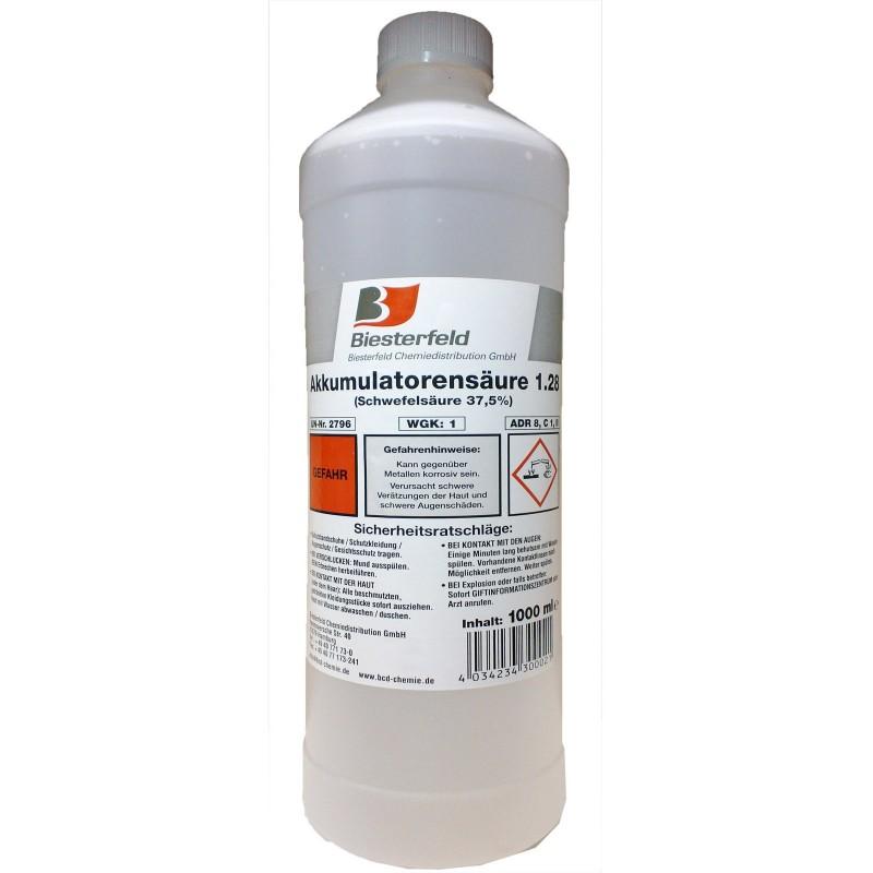 Battery acid 1000ml