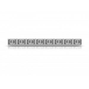 Balance weight chrome 4.8*10mm 8x5g (50pcs)