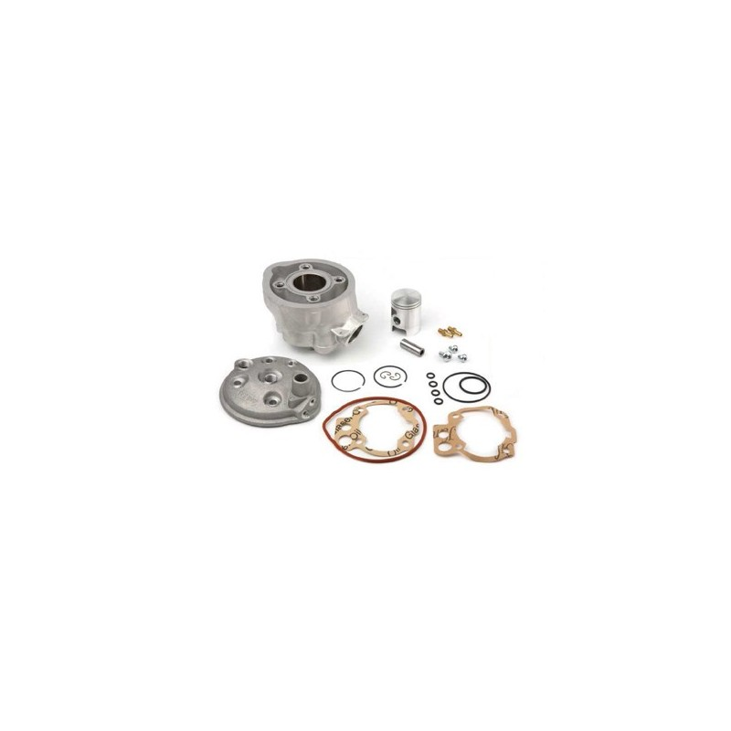 Airsal Cylinder kit & Head, 70,5cc, Minarelli AM6