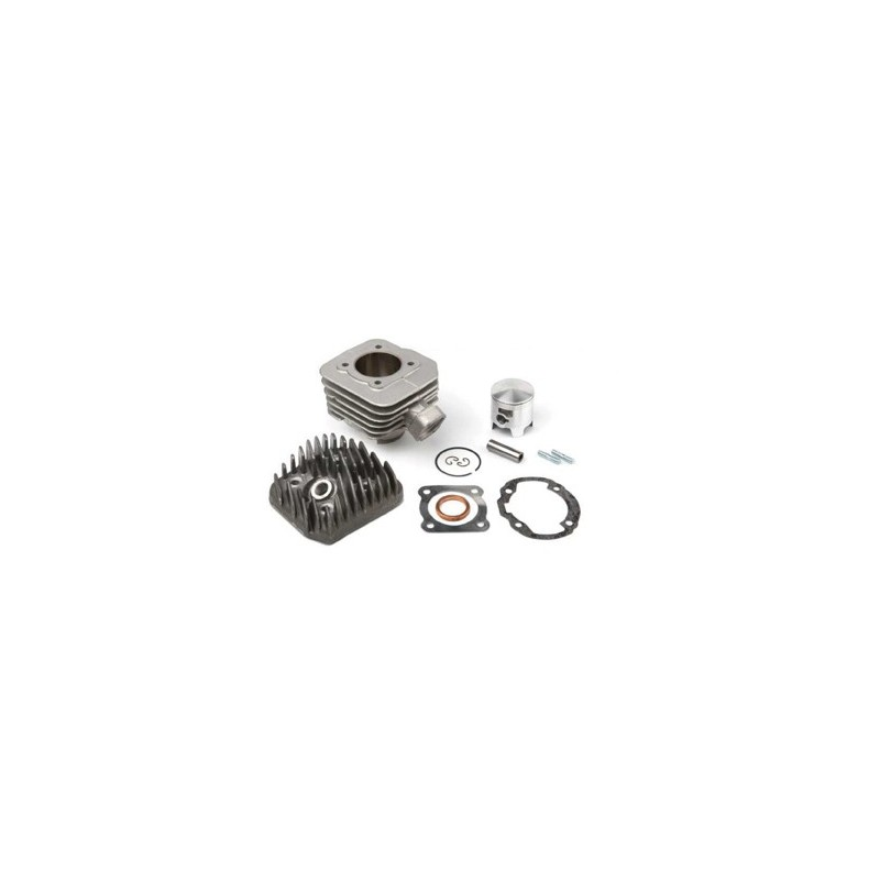 Airsal Cylinder kit & Head, 69,7cc, Peugeot Vertical AC