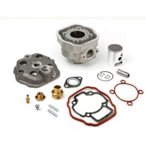 Airsal Cylinder kit & Head, 69,7cc, Piaggio   Gilera   Aprilia (Piaggio), LC