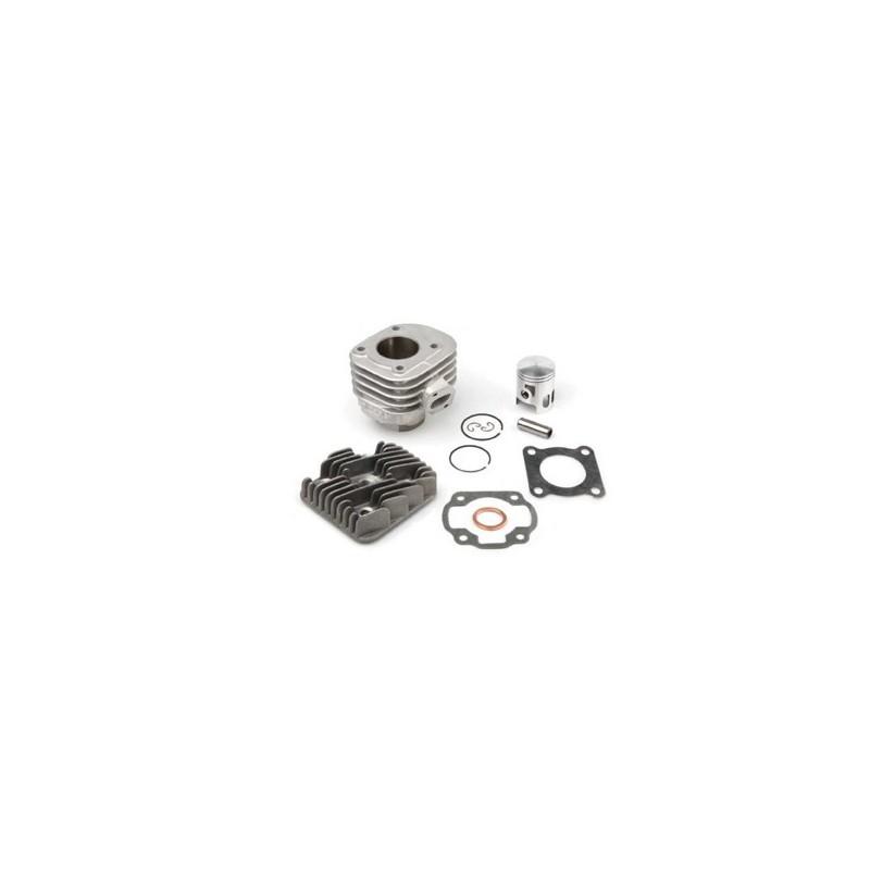 Airsal Cylinder kit & Head, 69,7cc, Minarelli Horizontal AC