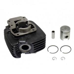 Tec-X cylinder+piston 60cc 45mm reedvalve