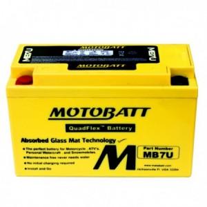 Motobatt battery, MB7U