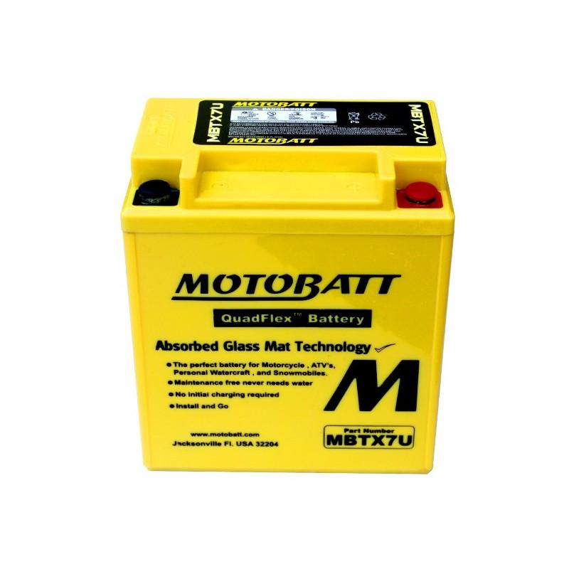 Motobatt battery, MBTX7U